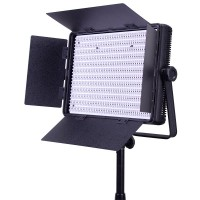 LEDGO LG-1200CSC 1200 Bi-colour (3200K-5600K) Dimmable LED Location / Studio Light - Ex demo