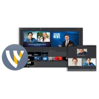 Telestream Wirecast Pro Live Video Streaming Production Software for Mac