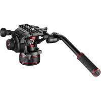 Manfrotto Nitrotech 608 Fluid Video Head - 8Kg Payload
